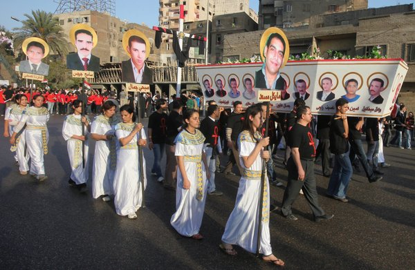 After Egypt's revolution, Christians are living in fear
