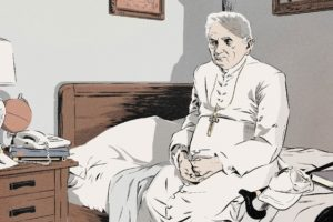 The Pope in the Attic: Benedict in the Time of Francis